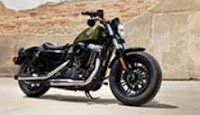 Test-Ride Harley-Davidson