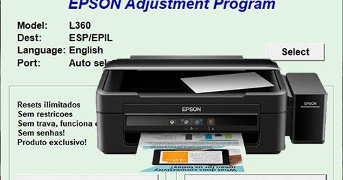 Download Resetter Epson L360 Dan Panduan Cara Reset Lengkap Pakiqin Com