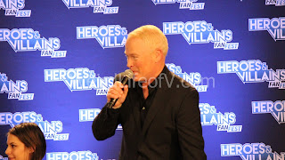 Neal McDonough plays Super Charades
