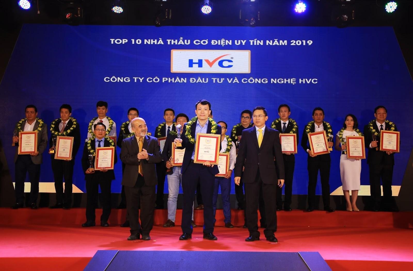 HVC Group top 10 nhà đầu cơ điện uy tín năm 2019