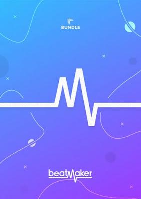 Cover do pacote de plugins UJAM - Beatmaker Bundle 2.1.2