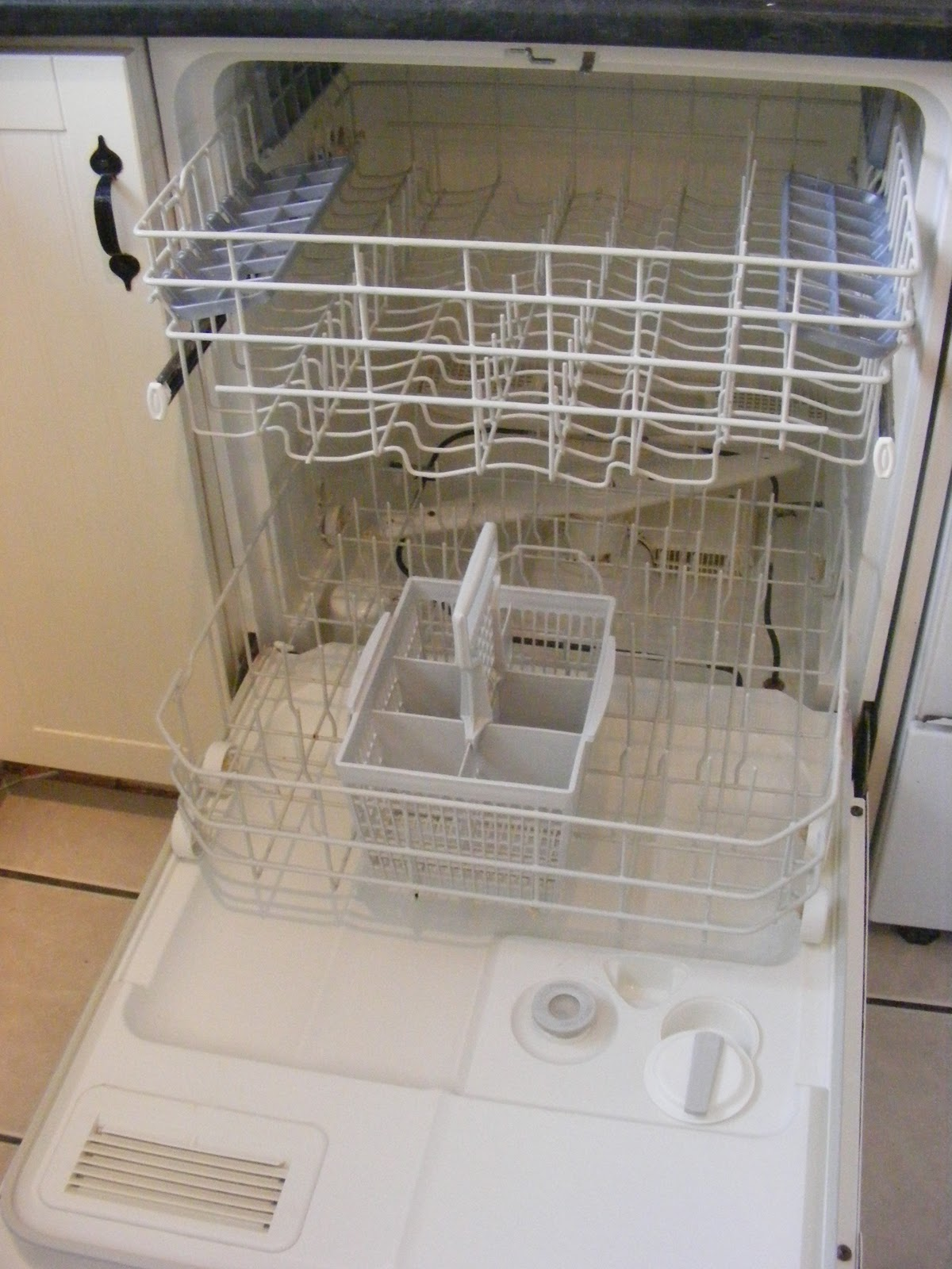 How To Clean Your Dishwasher Without Gagging Too Much The Complete Guide Imperfect Homemaking