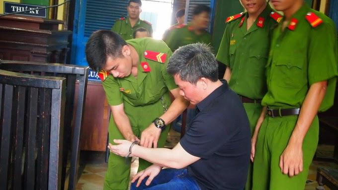 người Mỹ gốc Việt lãnh án tử
