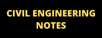 Civil Engineering Notes