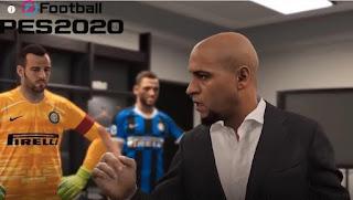تحميل لعبة كرة القدم بيس 2020 للاندرويد كاملة