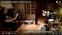 Johannes & Klaus - Neil Young Campaigner Cover