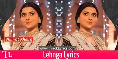 lehnga-song-lyrics