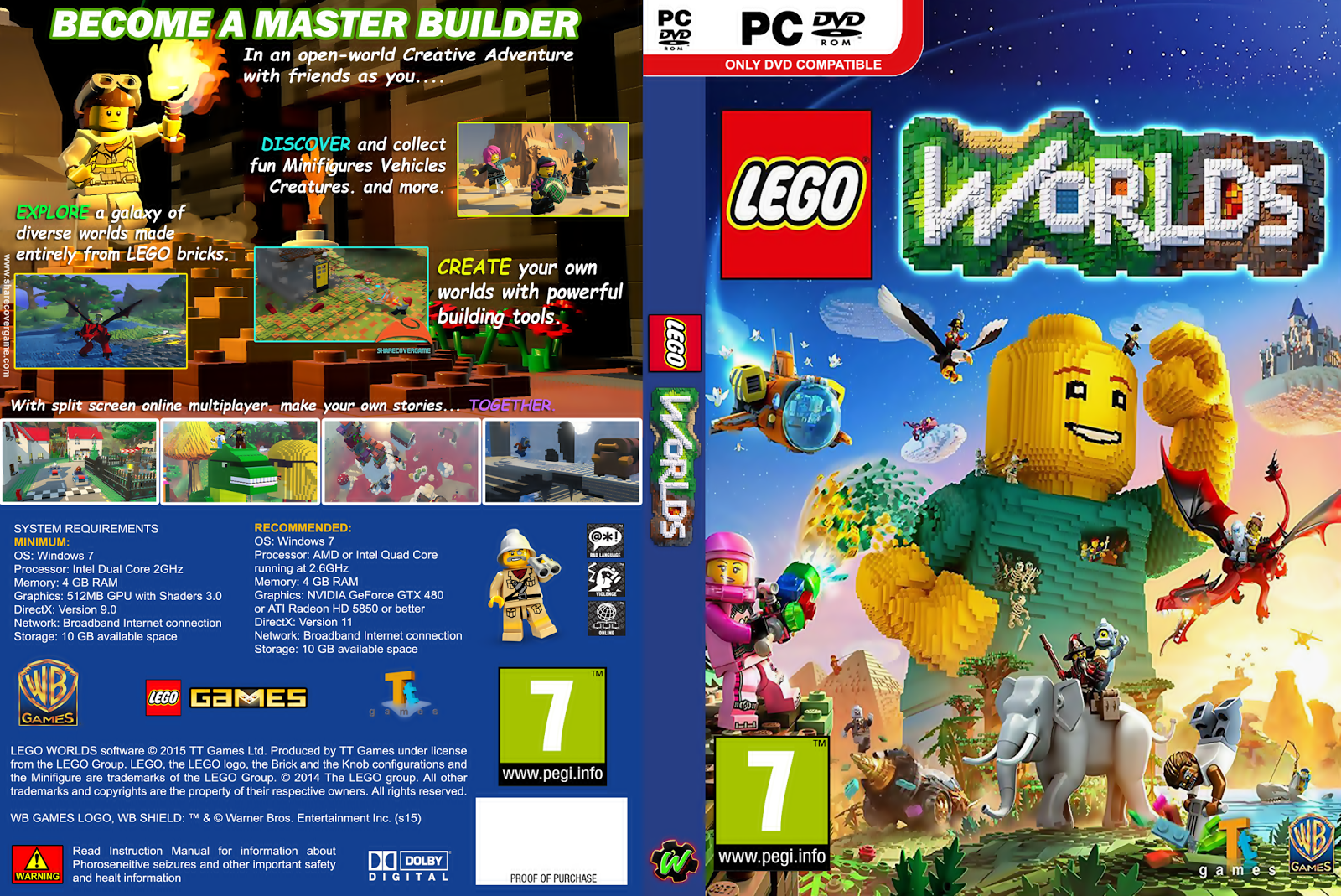 lego world torrent