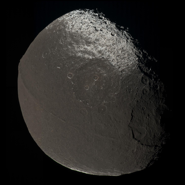 голубые япет спутник сатурна фото только работающий