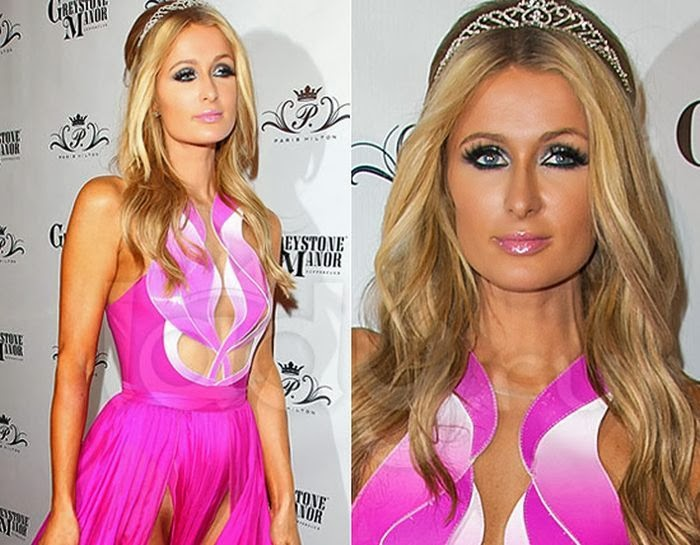 Paris Hilton With No Panties 83