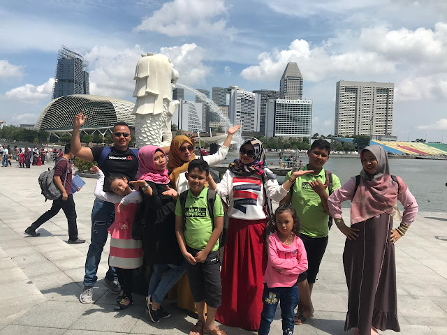 One Day Tour Singapore Dari Batam