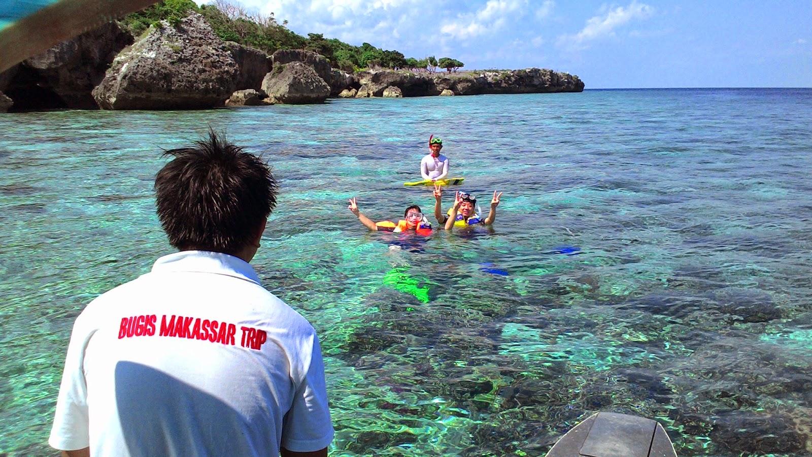 Pulau Kambing Bugis Makassar Trip
