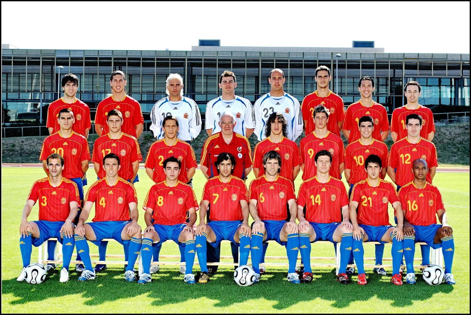 Hilo de la selección de España (selección española) Espa%25C3%25B1a%2B2006%2B06%2B05