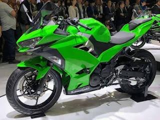 Daftar Pajak Motor Ninja 250 di Tahun 2019