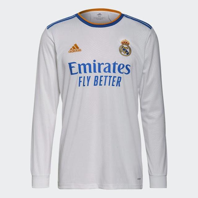 قميص ريال مدريد الجديد 2021/2022