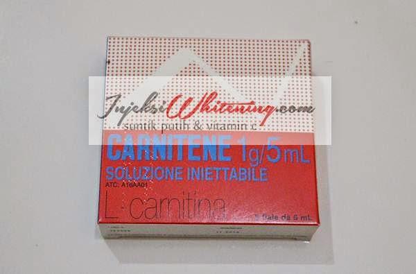 L-Carnitine 1g/5ml, L-Carnitine Injeksi, Suntik L Carnitine, L Carnitine italy, L Carnitine Injection