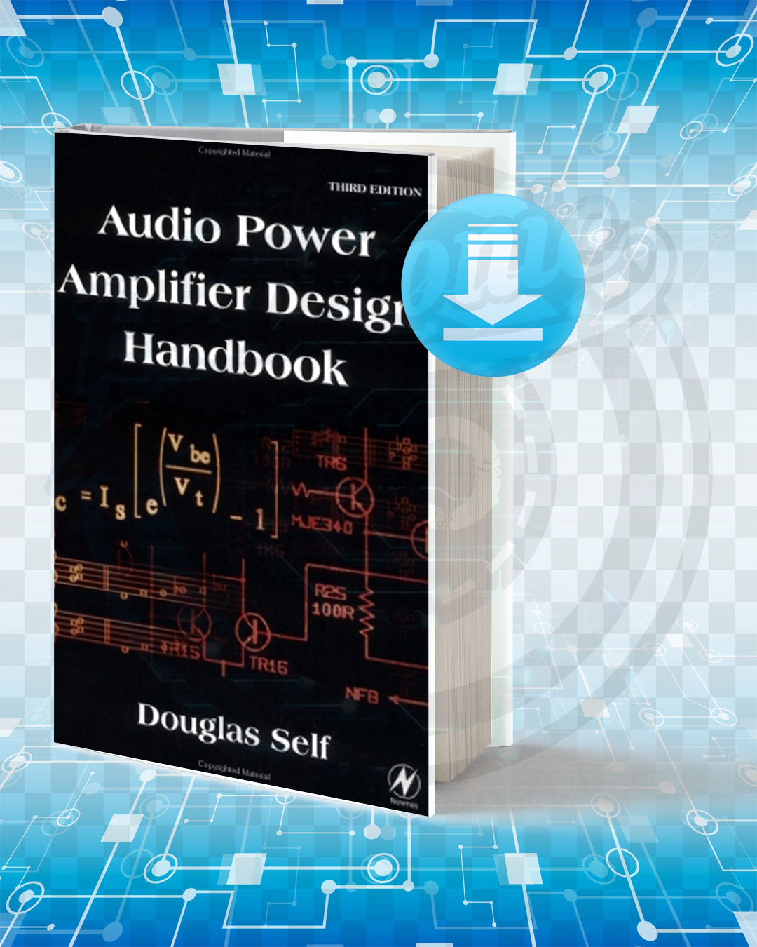 Free Book Audio Power Amplifier Design Handbook pdf.