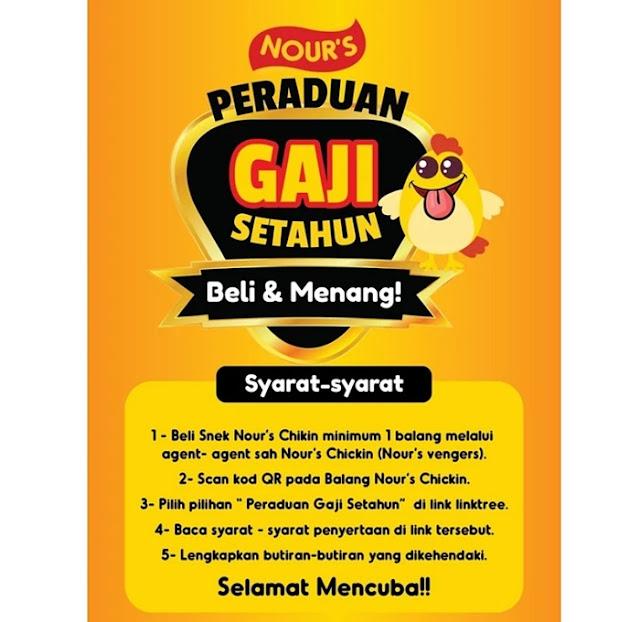 NOUR'S Chickin Soft Launch, Lepaking, Jalan Gombak, Nour's Chickin, Food Challenge, Blindfold Eating Challenge, Crispy Chicken Skin Snack, Food, Snack
