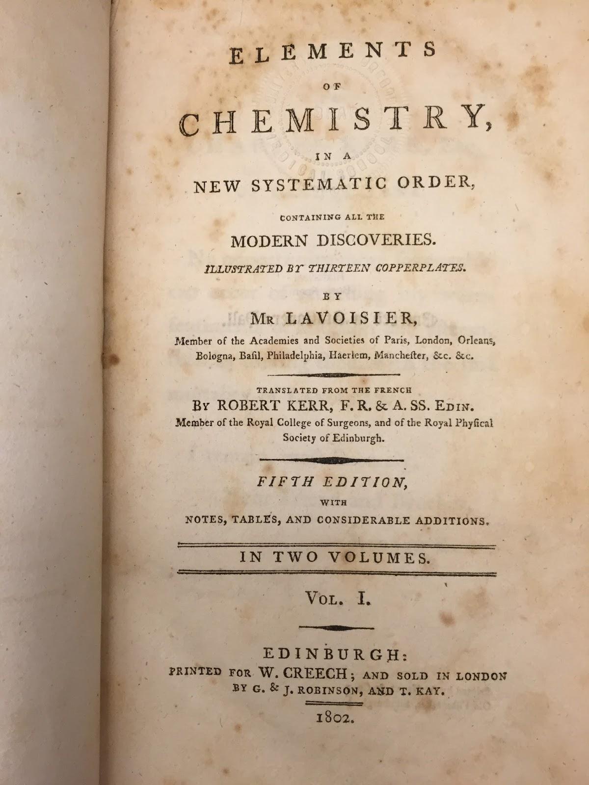 All Chemistry Books