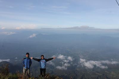 Pendakian Gunung Burni Telong 2670 Mdpl via Bandar Lampahan