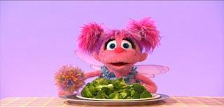 Abby Cadabby sings For Broccoli Hurray Hurrah. Sesame Street Best of Friends
