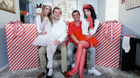 [DaughterSwap] Alice Pink, Kyler Quinn (Christmas Swap / 12.14.2020)