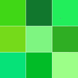 What S The Color Of Your Brand Green Edition Question Is Not Favorite Best Represent Personal