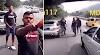 (Video) 'Bukti dah ada, tunggu polis ambil tindakan' - Hampir terjelir lidah kerana bengang dihalang guna lorong kecemasan
