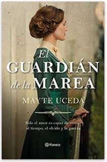 «El guardián de la marea» de Mayte Uceda