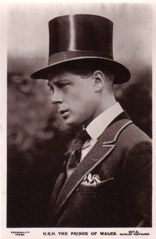 king edward viii sexuality in Burnley