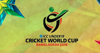 u19 cricket world cup 2016 schedule