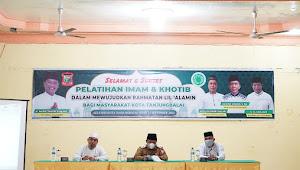 Plt Walikota Tanjungbalai Bukan Pelatihan Imam dan Khotib