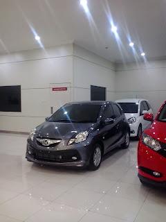 Mobil Honda Brio Di Dealer Mobil Honda Banyusari