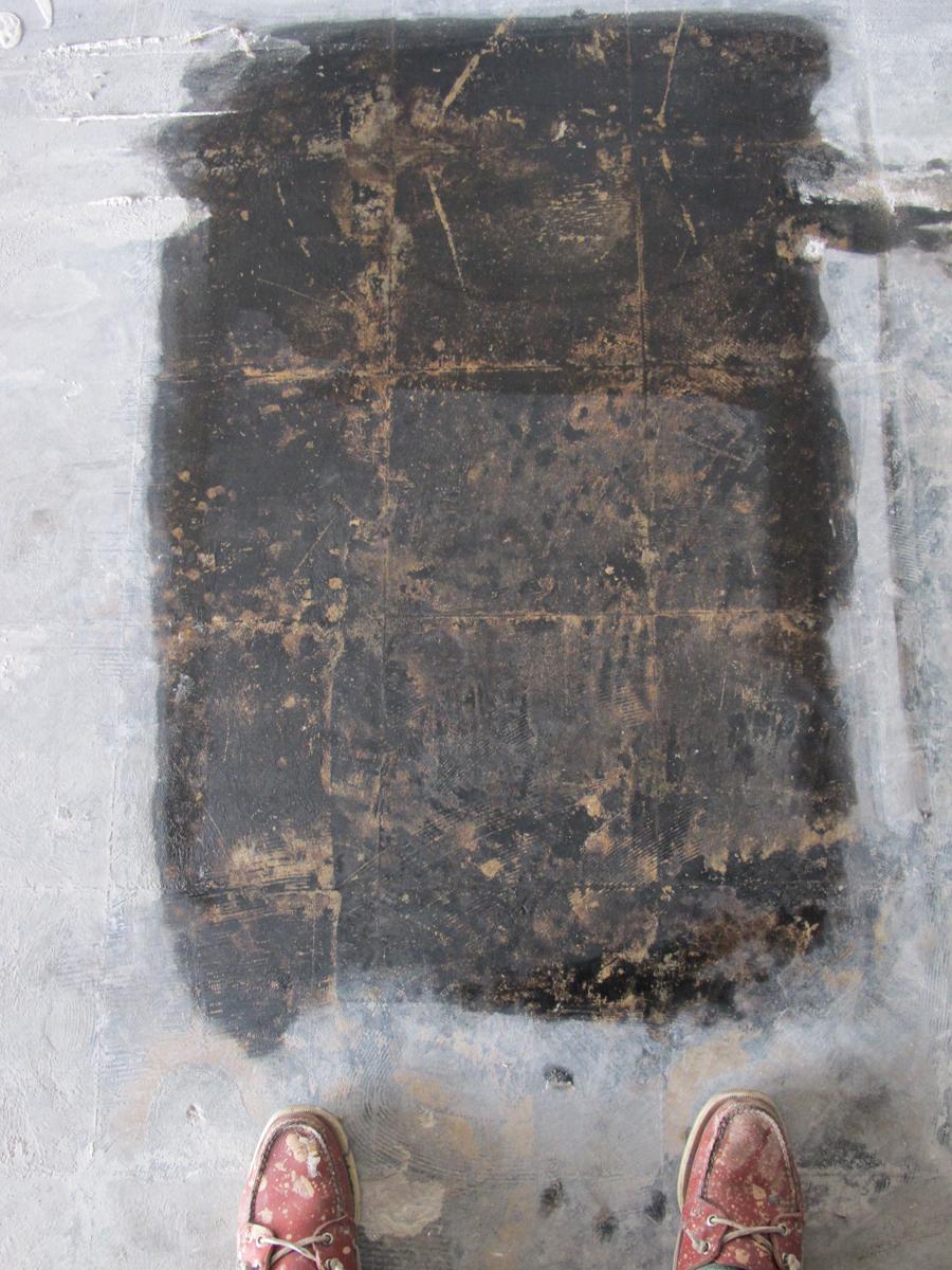 How To Remove Black Mastic From Concrete Floor - Carpet ...