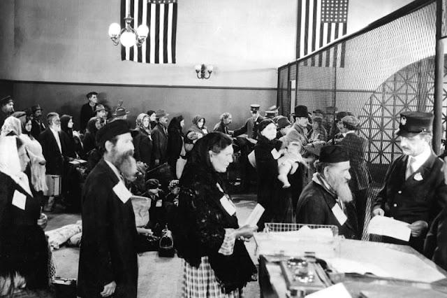 História da Ellis Island