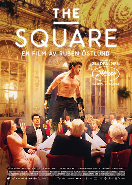 The Square (2017) ταινιες online seires oipeirates greek subs