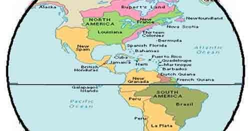 Negara Negara Di Benua Amerika Nama Ibu Kota Dan Mata Uang Juragan Les