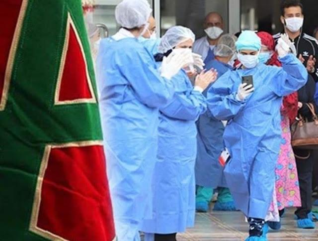 كورونا المغرب..تسجيل 36 حالة إصابة جديدة بفيروس كورونا لتصل الحصيلة إلى 8921 حالة