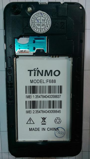 Tinmo F688 Flash File