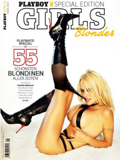 Revista Playboy Alemania Especial-Girls Blondes 2015 PDF Digital
