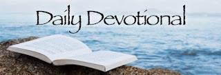 Today's Devotional (Thursday)