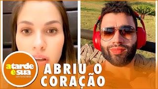 Andressa Suita fala sobre separação de Gusttavo Lima – A Tarde é Sua (13/10/20) | Completo