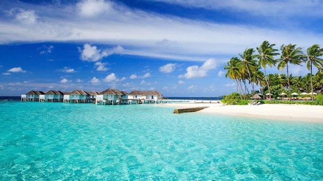 السياحة في المالديف صور جزر المالديف
