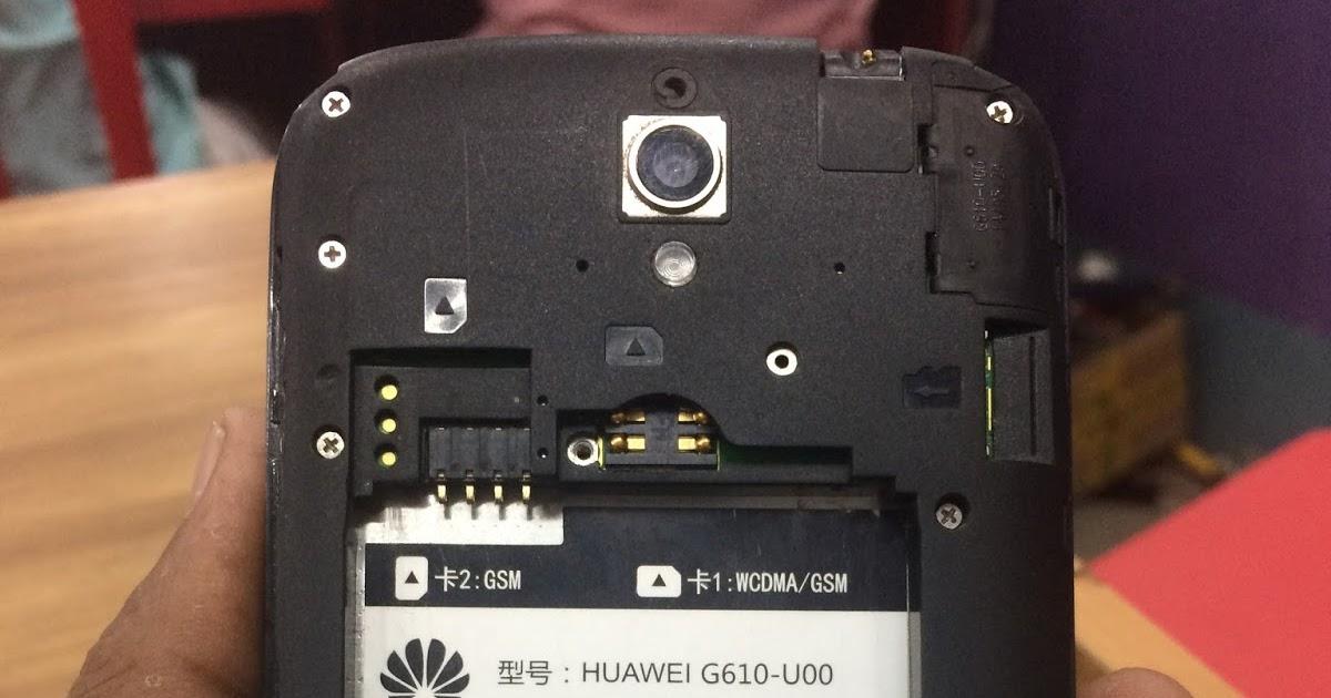 Alamin telecom: Huawei G610-U00 Ver: 4 2 1 Flash File