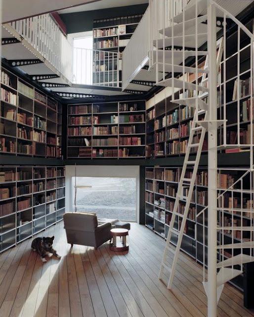 Koleksi perpustakaan desa