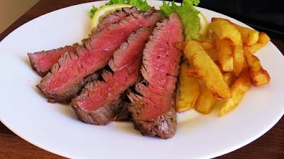 Kako napraviti savršen flank steak + Marinada / How to cook the perfect flank steak+Marinade