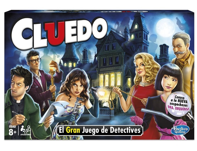 Hasbro Gaming - Cluedo en Amazon
