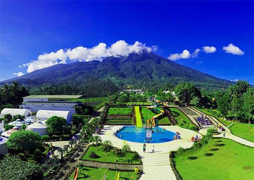 Rekomendasi Liburan -The Highland Park Resort (Mongolian Camp Bogor)