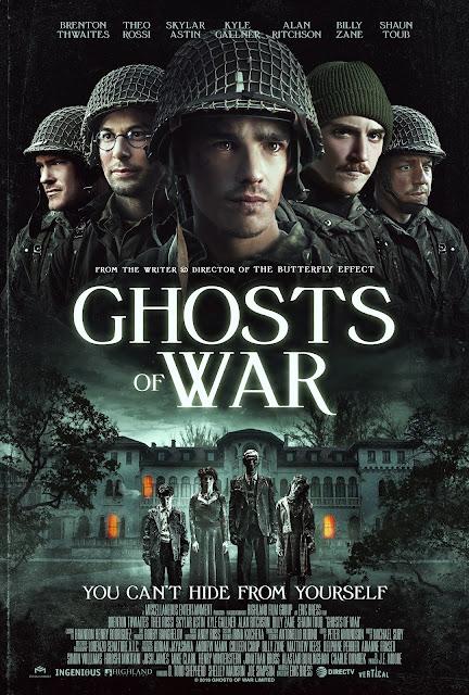 GHOSTS OF WAR (2020) με ελληνικους υποτιτλους