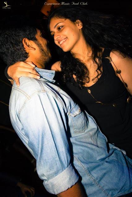 Bangalore Sanctum Party Hot Couples